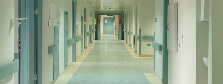Flooring for the healthcare sector
