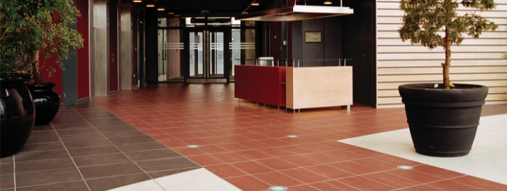 Quality flooring for retail units