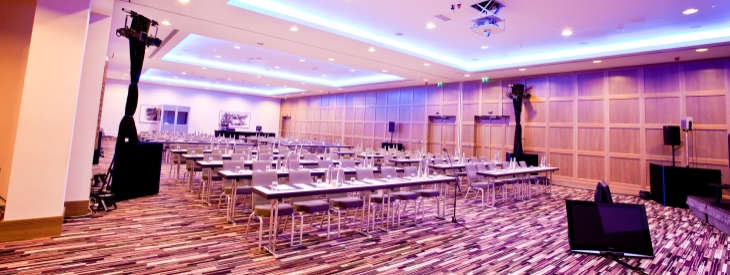 Radisson Hotel conference room