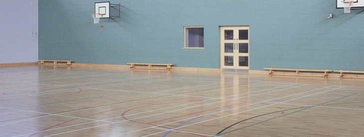St Attracta's School Gym