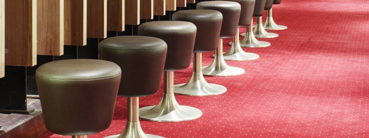 Croke Park VIP areas - carpets